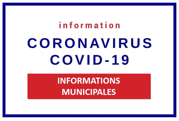 Infos Locales COVID